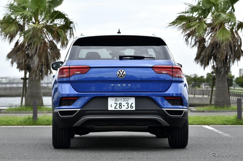 VW T-Roc《写真撮影 雪岡直樹》