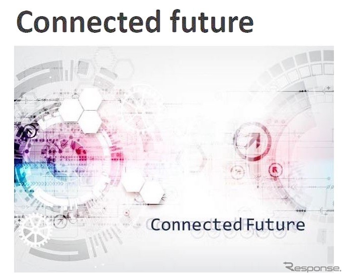 THEME1「Connected future」《画像提供 関西ペイント》