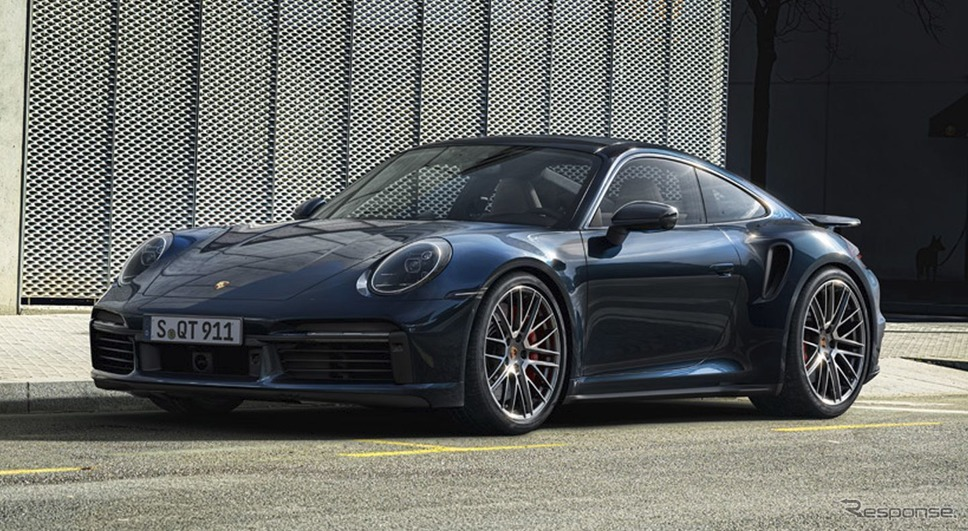 ポルシェ 911ターボ 新型《photo by Porsche》