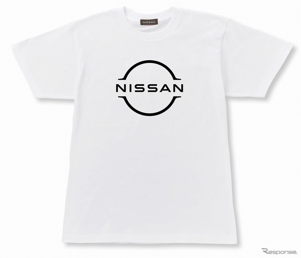 NISSAN Tシャツ《写真提供 日産自動車》