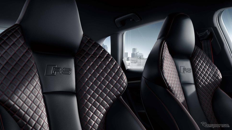 アウディ RS3スポーツバック/セダン、2年ぶりに復活 価格850万円より《写真提供 アウディジャパン》