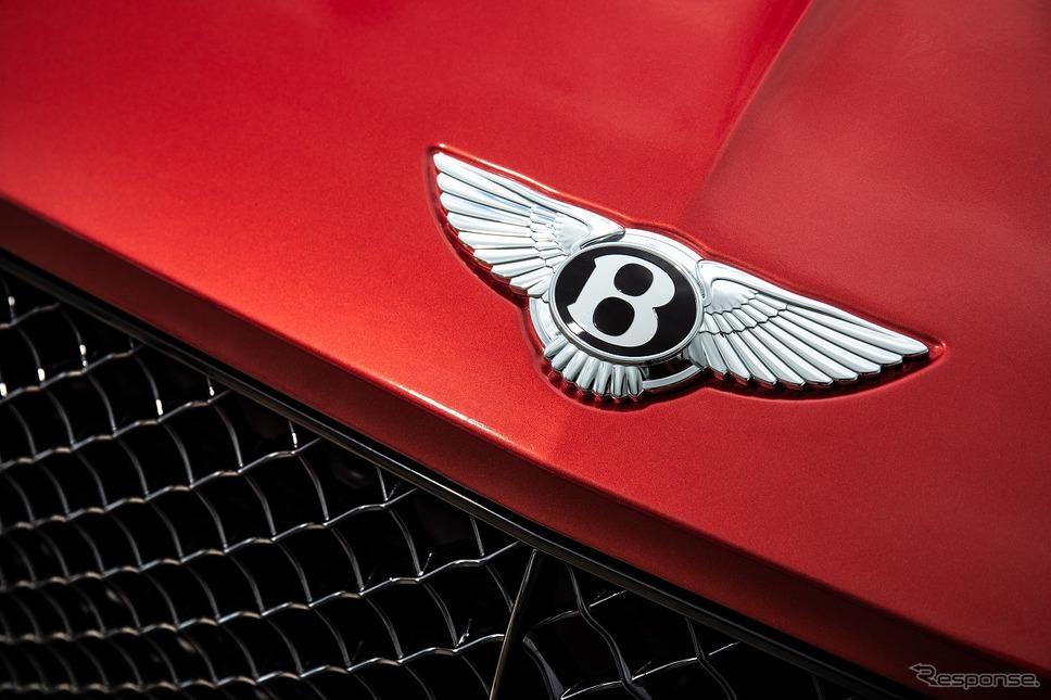 レインボーカラーのベントレー・コンチネンタルGT V8コンバーチブル《写真提供 ベントレーモーターズジャパン》