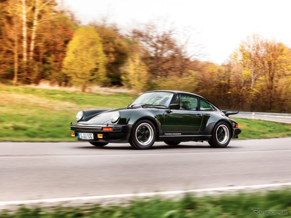 ポルシェ911(930)ターボ《photo by Porsche》