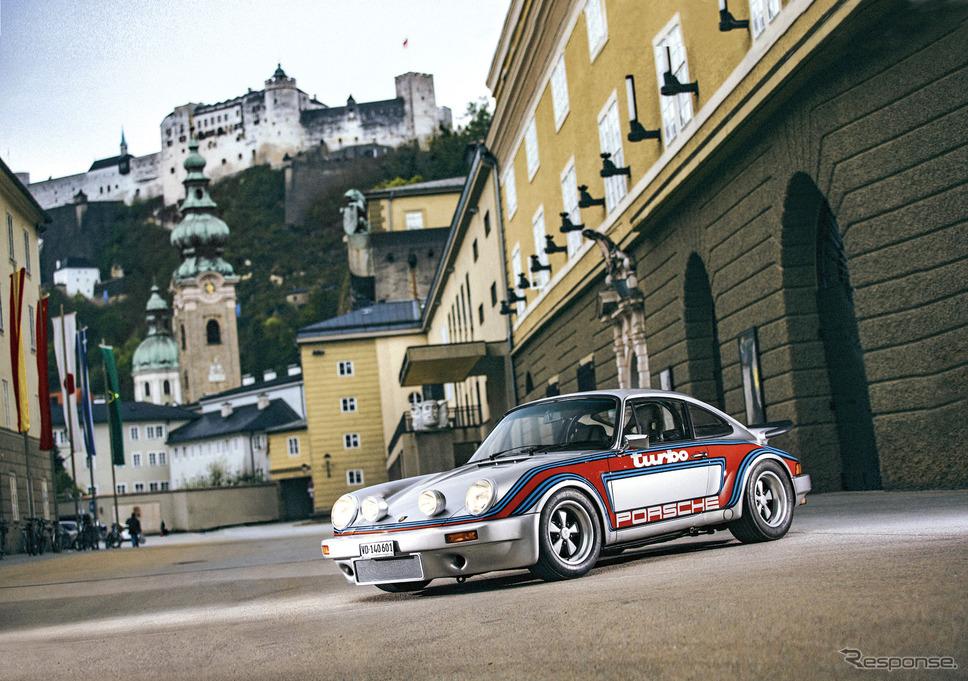 ポルシェ911(930)ターボRS《photo by Porsche》