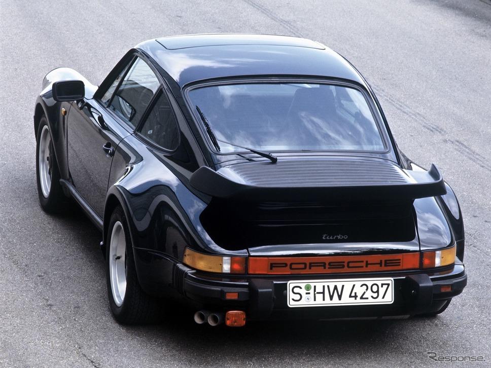 ポルシェ911(930)ターボ3.3《photo by Porsche》