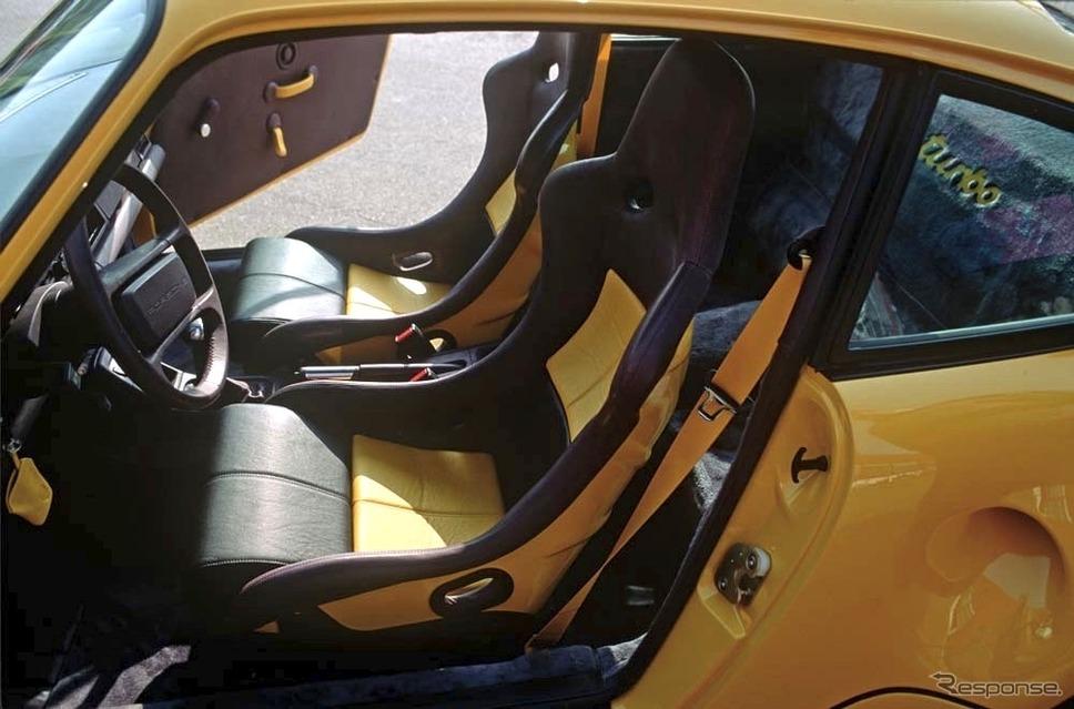 ポルシェ911(964)ターボS3.3《photo by Porsche》