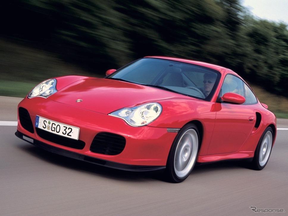ポルシェ911(996)ターボ《photo by Porsche》