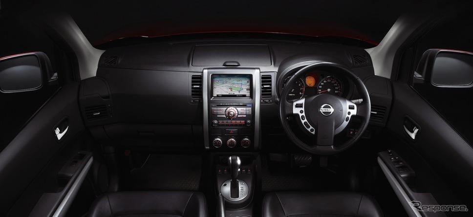 日産エクストレイル2代目《写真提供 日産自動車》