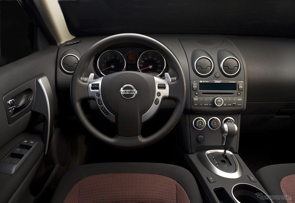 日産ローグ初代《photo by Nissan》