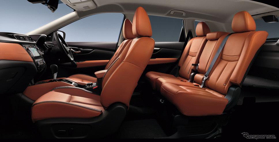 日産エクストレイル3代目《写真提供 日産自動車》