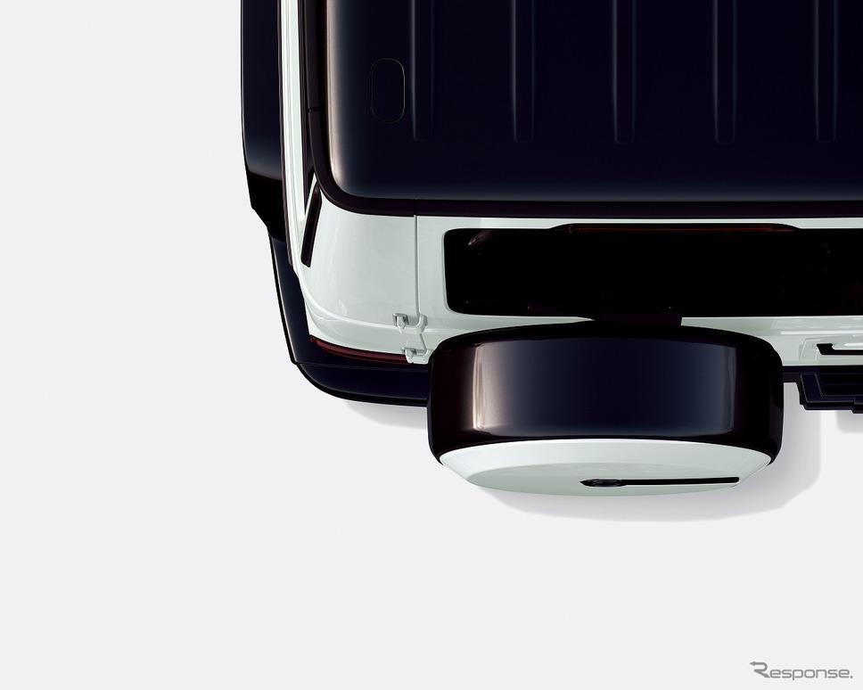メルセデスベンツG350dマヌファクトゥーア エディション《写真提供 メルセデス・ベンツ日本》