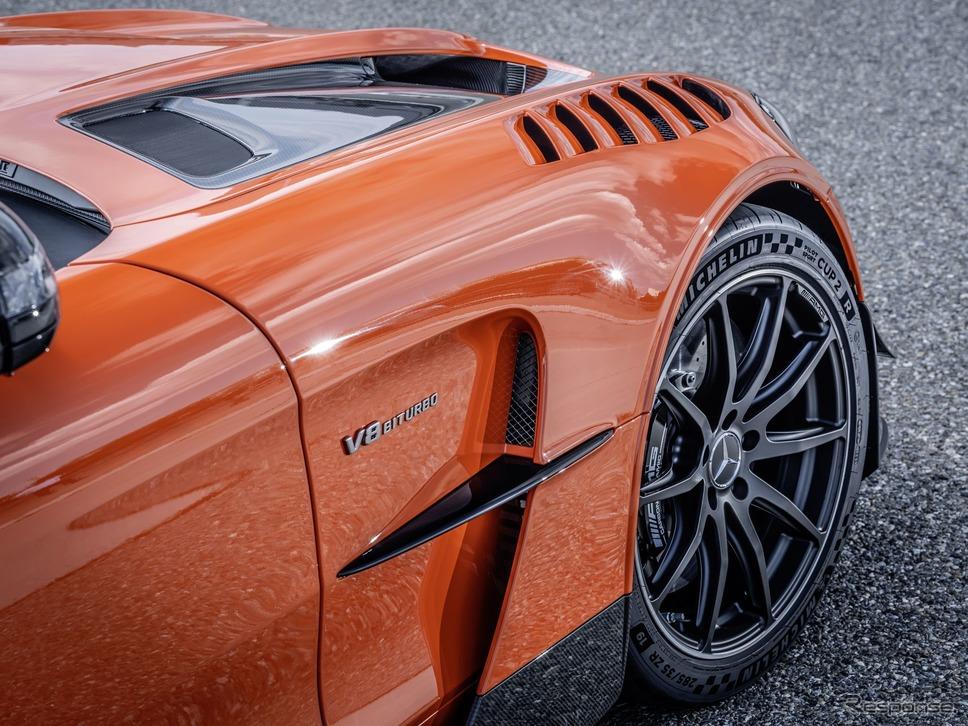 メルセデスAMG GT ブラックシリーズ