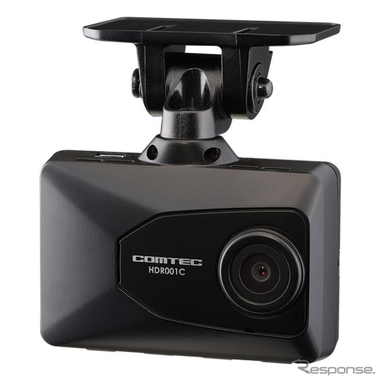 コムテック HDR-001C《写真提供 コムテック》