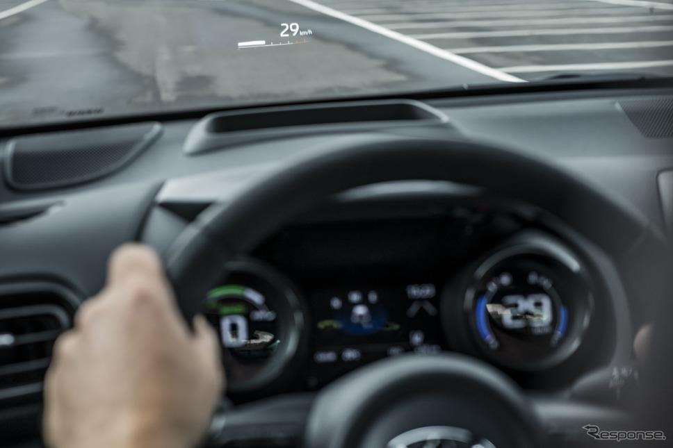 トヨタ・ヤリス・ハイブリッド 新型(欧州仕様)《photo by Toyota》