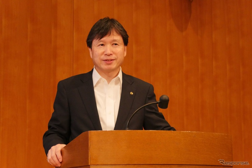 ヤマハ発動機 SPV事業部長 村田和弘氏《写真提供 ヤマハ発動機》