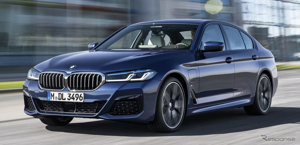 BMW 5シリーズ・セダン 改良新型《photo by BMW》