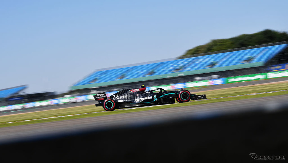 F1イギリスGP《Photo by Ben Stansall/Getty Images Sport/ゲッティイメージズ》