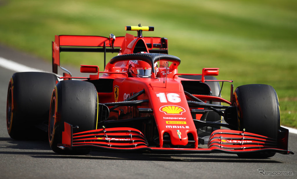 F1イギリスGP《Photo by Bryn Lennon/Getty Images Sport/ゲッティイメージズ》