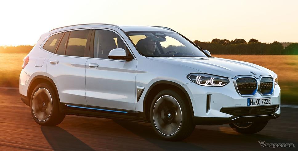 BMW iX3《photo by BMW》