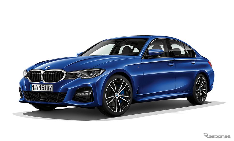 BMW 318i《写真提供 ビー・エム・ダブリュー》