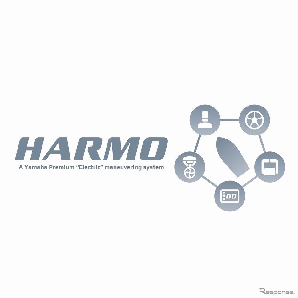 次世代操船システム「HARMO」《図版提供 ヤマハ発動機》