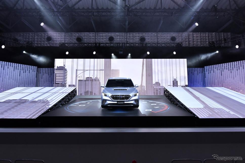 スバル・レヴォーグ・プロトタイプ(東京モーターショー2019で発表)《写真提供 スバル》