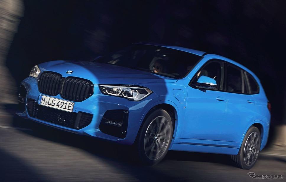 現行BMW X1 のPHV「X1 xDrive 25e」(参考)《photo by BMW》