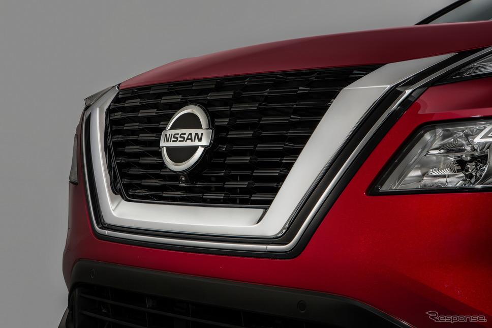 日産ローグ新型《photo by Nissan》