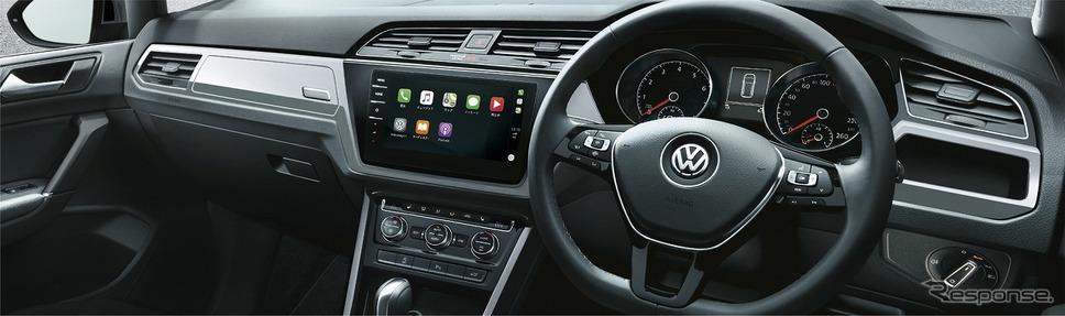 VW ゴルフ トゥーラン TSI コンフォートライン リミテッド インテリアイメージ《写真提供 フォルクスワーゲン グループ ジャパン》