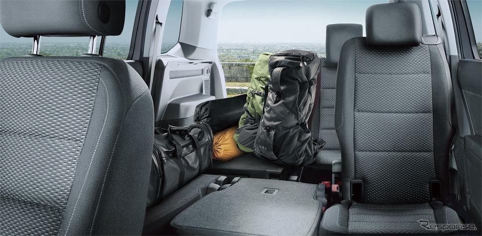 VW ゴルフ トゥーラン TSI コンフォートライン リミテッド(インテリアイメージ)《写真提供 フォルクスワーゲン グループ ジャパン》