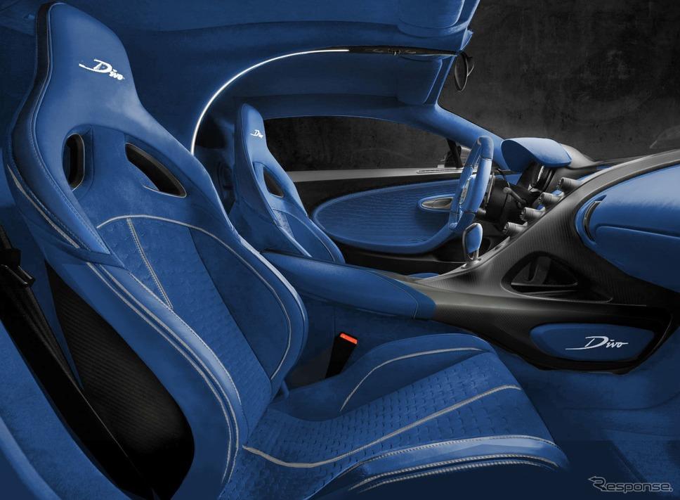 ブガッティ・ディーヴォ《photo by Bugatti》