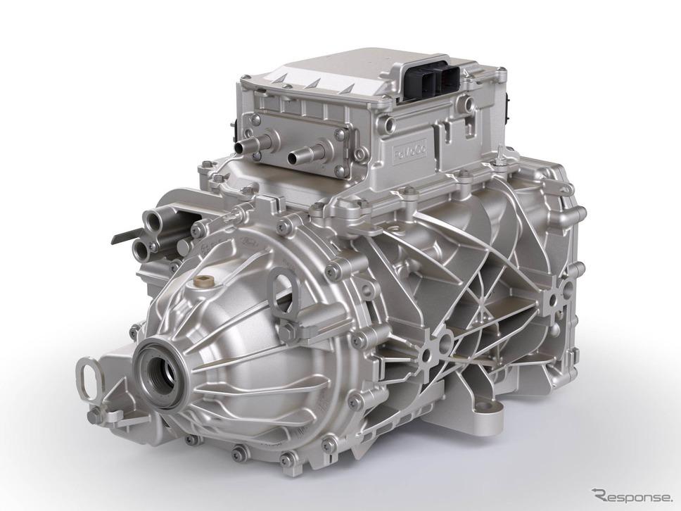 ボルグワーナーの高出力インテグレーテッド・ドライブ・モジュール(iDM)《photo by Borg Warner》