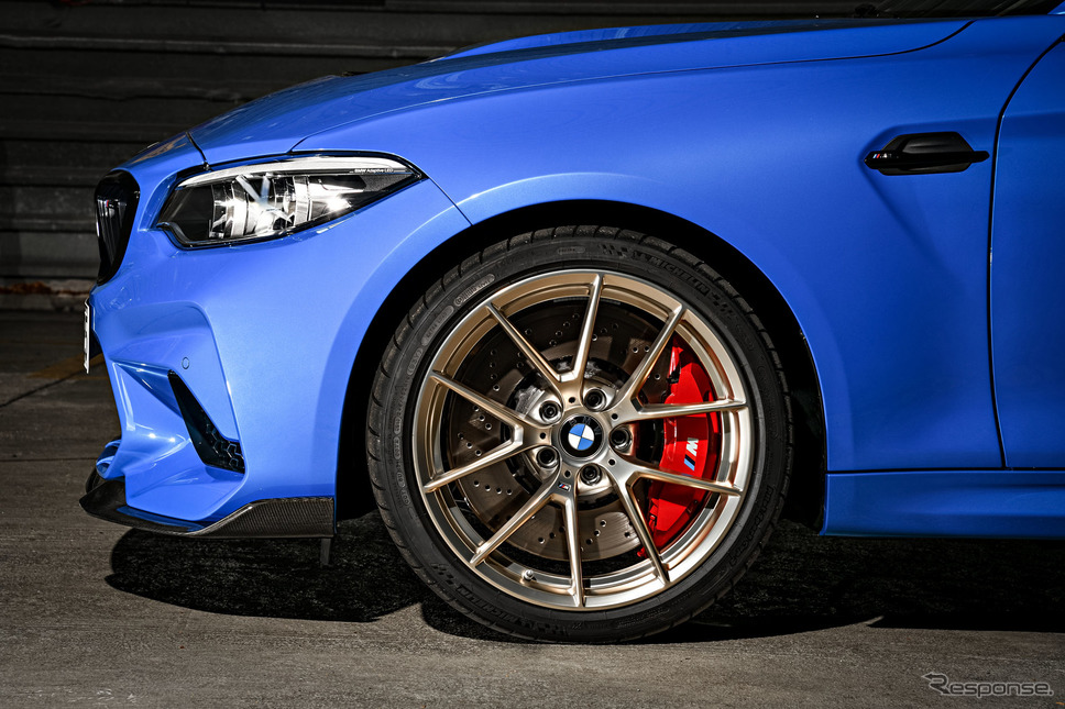 BMW M2 CS《photo by BMW》