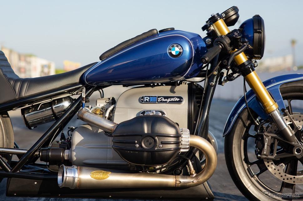 BMWモトラッド R18ドラッグスター《photo by BMW》