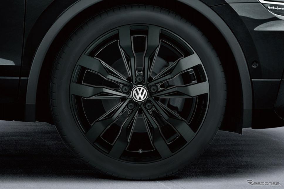 VW ティグアン TSI/TDI R-ライン ブラックスタイル ディナウディオパッケージ 20インチアルミホイール《写真提供 フォルクスワーゲン グループ ジャパン》