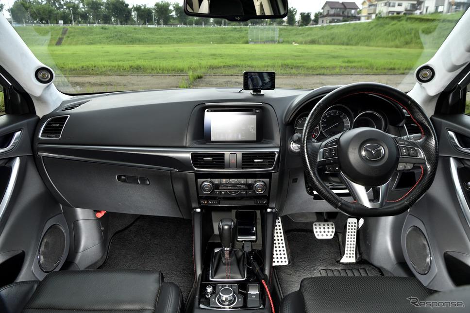 マツダ車で楽しむカーオーディオ!CX-5編《写真撮影 雪岡直樹》