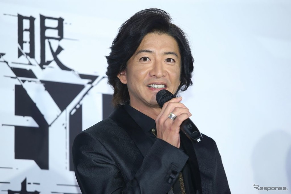 木村拓哉《Photo by udn.com/Visual China Group via Getty Images/ゲッテイイメージズ》