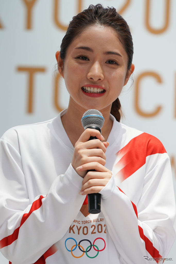 石原さとみ《Photo by Christopher Jue/Getty Images Sport/ゲッテイイメージズ》
