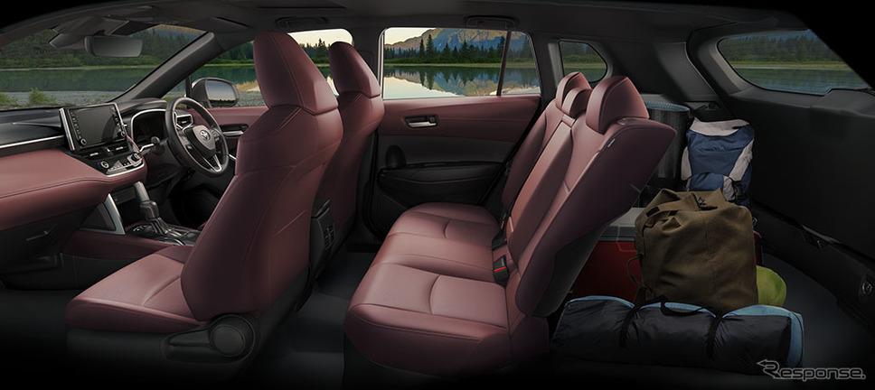 トヨタ・カローラクロス《写真提供 トヨタ自動車》