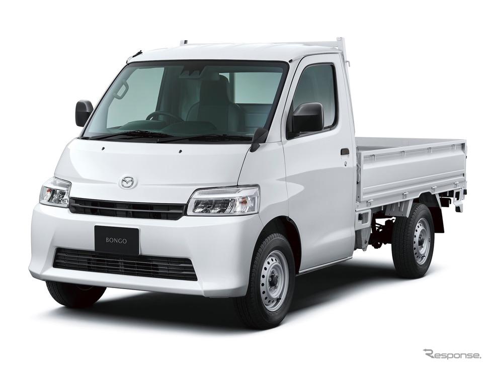 マツダ・ボンゴトラック、DX、4WD(2020年)《写真提供 マツダ》