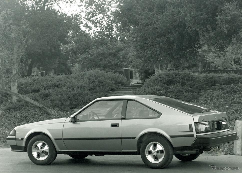 トヨタ・セリカ北米仕様(1984年型)《photo by Toyota》