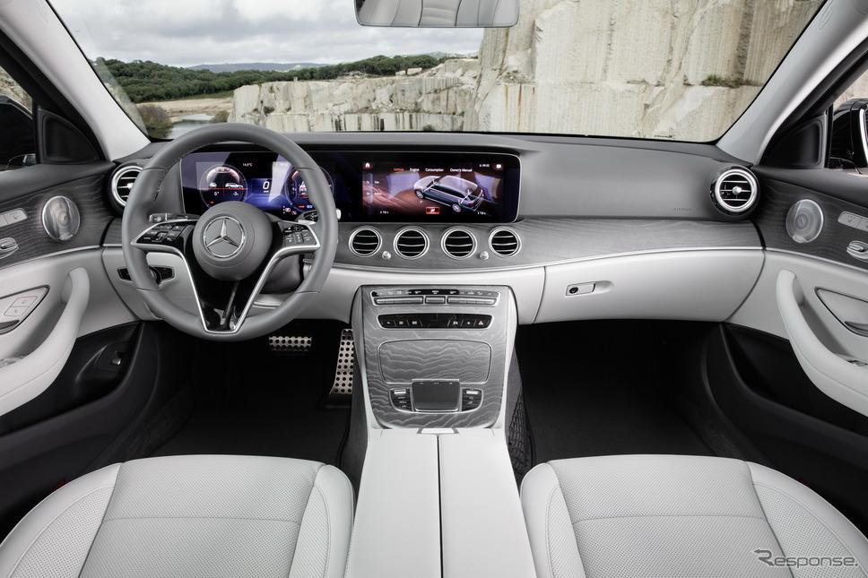 メルセデスベンツ Eクラス・オールテレーン 改良新型《photo by Mercedes-Benz》