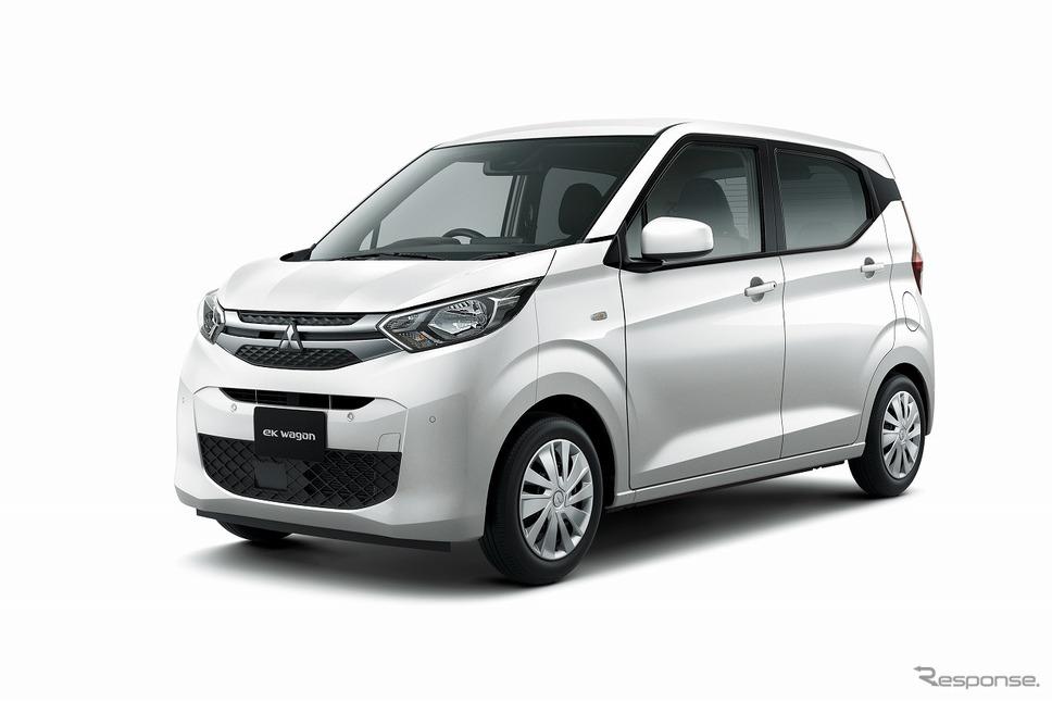 三菱 eKワゴン《写真提供 三菱自動車》