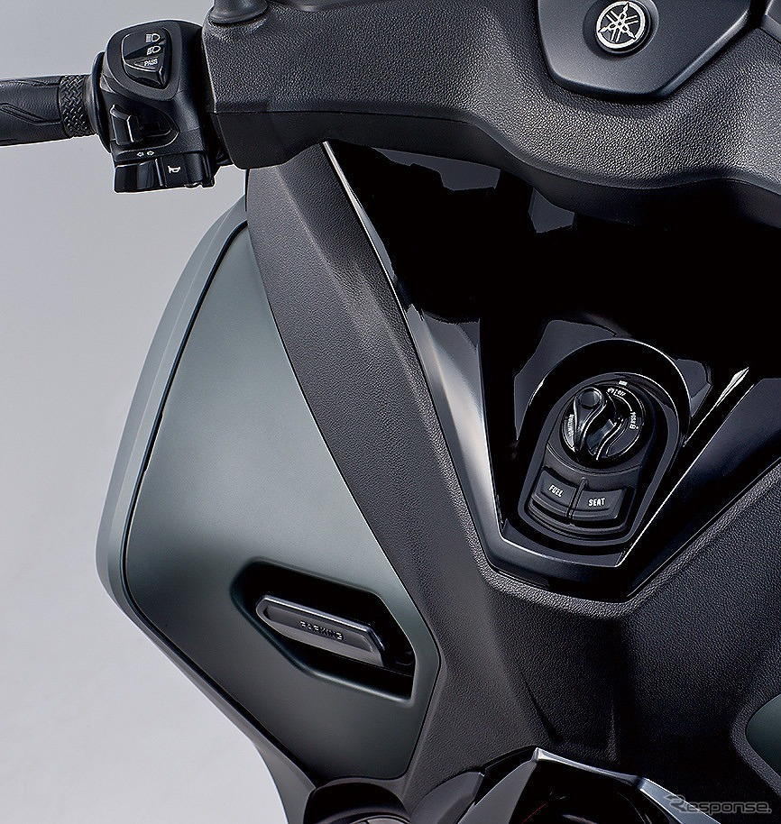 ヤマハ トリシティ300 ABS《写真提供 ヤマハ発動機》