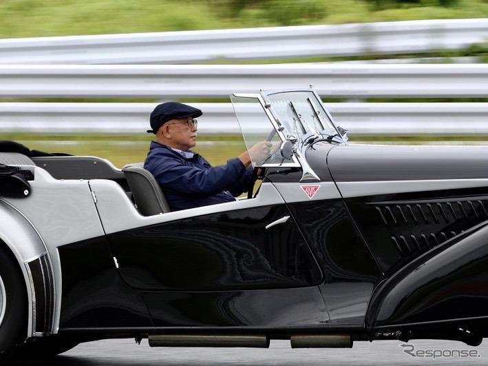 ショーファーデプト「ドライビングフィットネス for Senior」イメージ