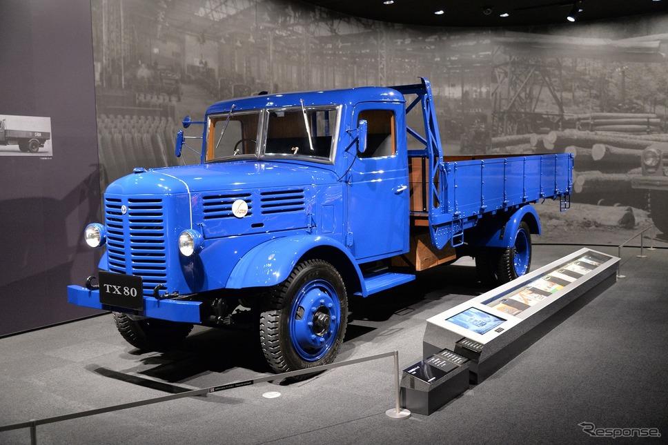 TX80 トラック(1948年)《写真撮影 嶽宮三郎》