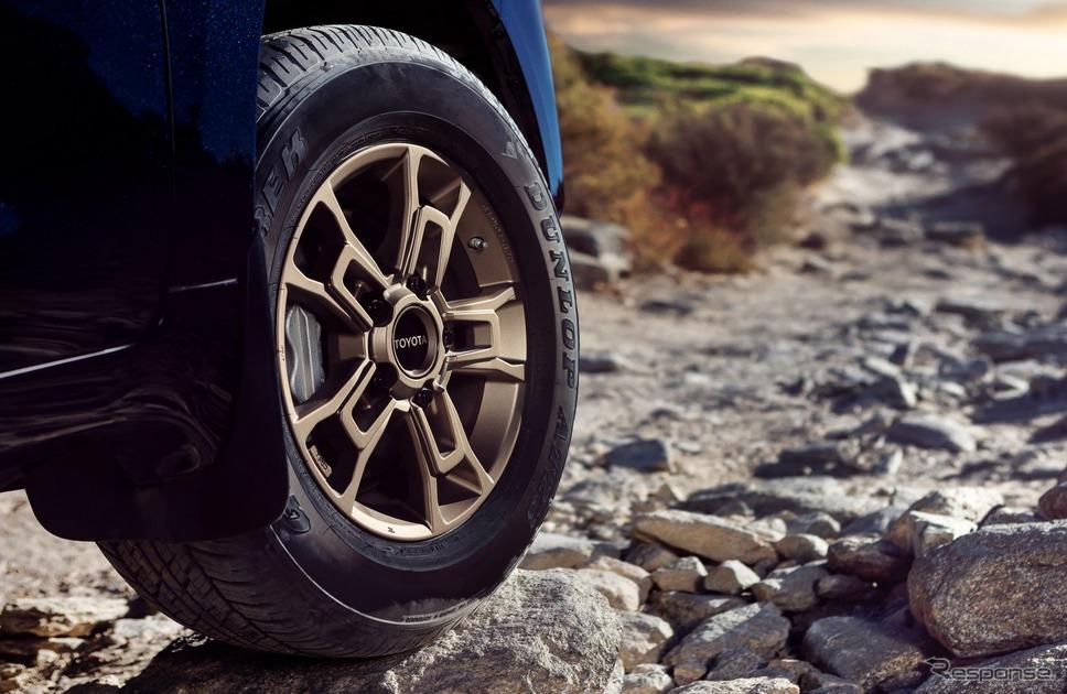 トヨタ・ランドクルーザー・ヘリテイジ・エディション(米国仕様)《photo by Toyota》