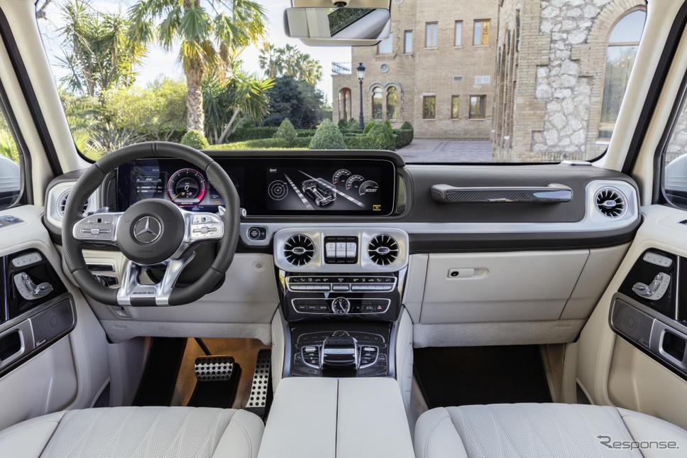 メルセデスAMG G63(参考)《photo by Mercedes-Benz》