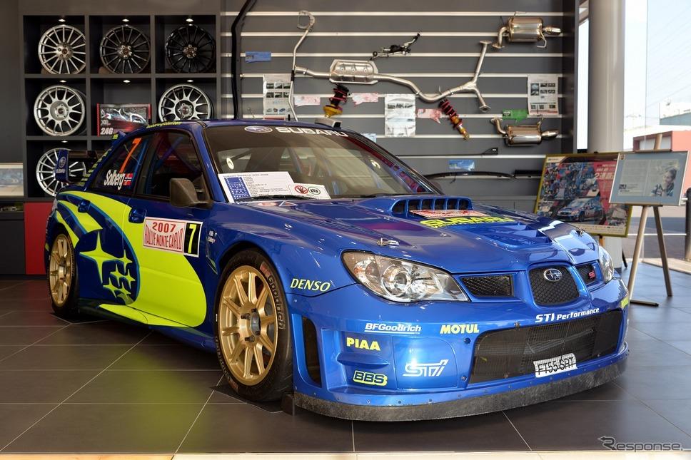 インプレッサ(GDB) WRカー(2006年)《写真撮影 嶽宮三郎》
