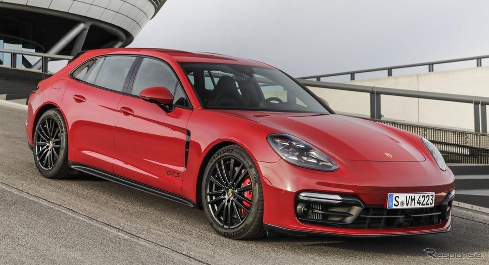 ポルシェ・パナメーラGTSスポーツツーリスモ 改良新型《photo by Porsche》
